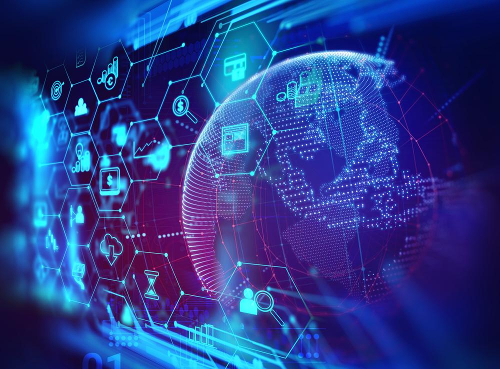 地球を覆うテクノロジーネットワーク