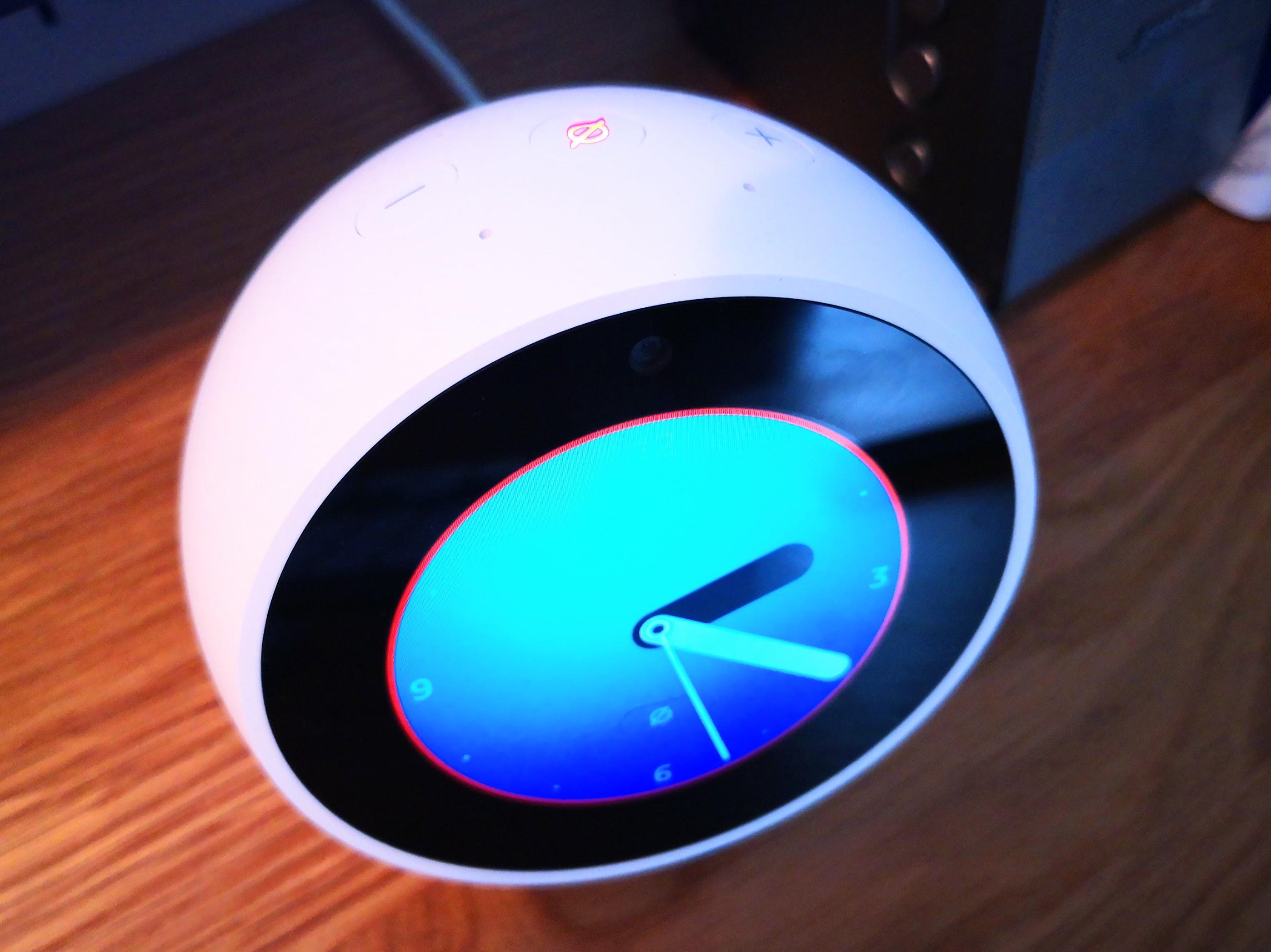Amazon Echo Spotのイメージ⑤