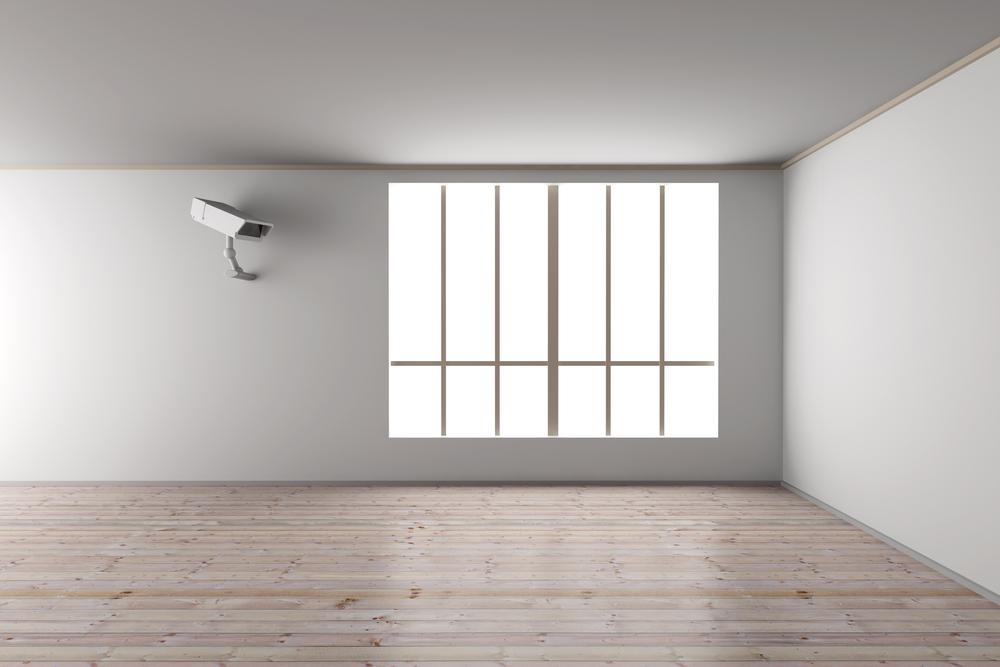 カメラが設置された部屋