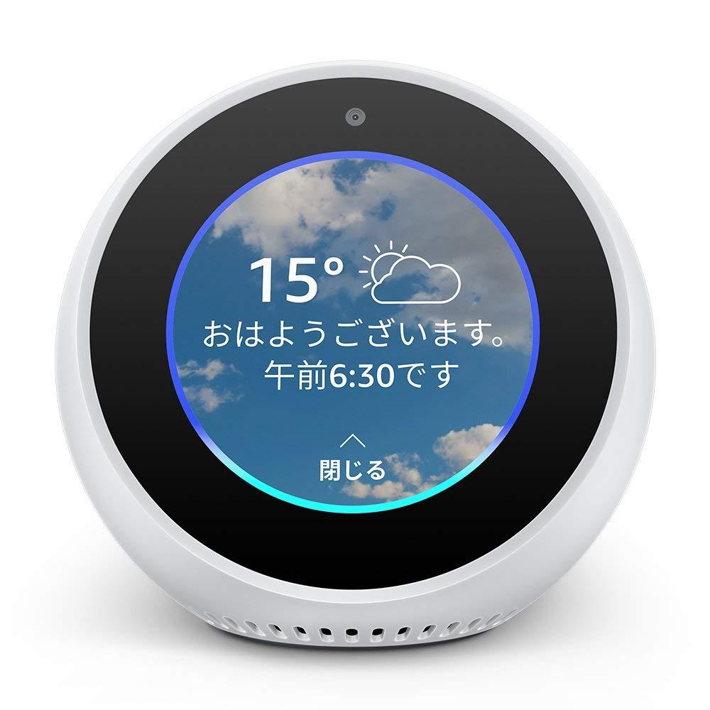 Echo Spotの商品画像